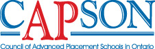 The Advanced Placement Program (CAPSON) Associations